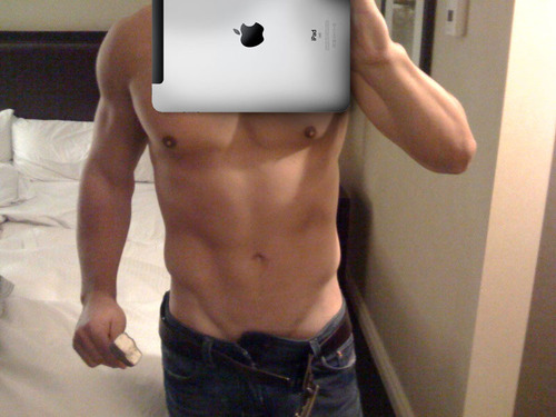 Soon There Will Be Guys With … iPads