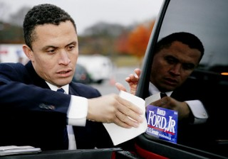 Does Harold Ford Jr. Have Any Chance of Saving His Anti-Gay Reputation?