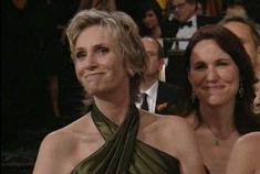 Jane Lynch to Marry Girlfriend Lara Embry In May (No Track Suits Allowed)