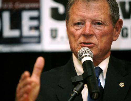 How Is Sen. Jim Inhofe 'Shocked' About Uganda's Kill The Gays Bill?