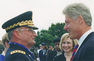 The Joint Chiefs Chairman Who Supported + Implemented DADT In 1993 Has, 17 Years Later