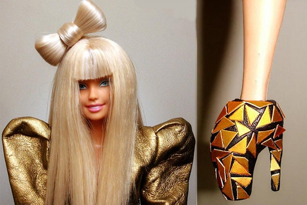 PHOTOS: Lady Gaga's Dolls Look More Lifelike Than the Pop Diva Herself