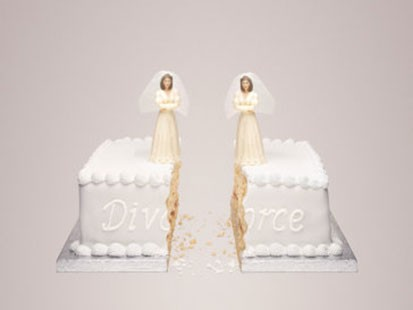 Gays Divorce Less Often Than Straights, But Face More Headaches