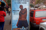 Are Manhunt's Ads So Ambiguous That Straight Women Think They Should Sign On? Yes, Actually