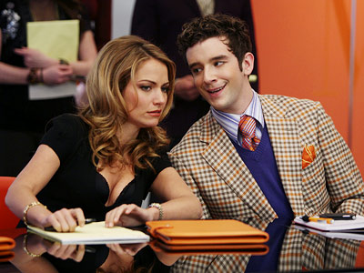 Canceled: Will Marc St. James Become an Editor Before Ugly Betty Ends?