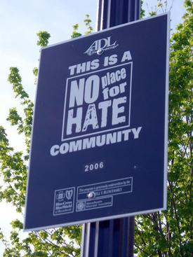 "'Pro-Gay Marriage' Agenda Infiltrating Wyoming School. The Solution: Ban ""No Place For Hate"" Signs!"