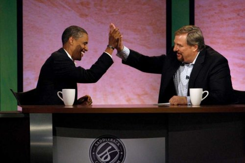 How Rick Warren's Inaugration Prayer Was the Best Clue that Obama Would Fail on Gay Rights