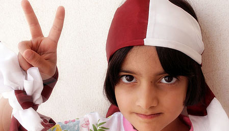 Qatar's Girls Dress Like Boys Because of Globalization's Evil Western Influences