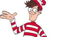 We Remember Finding Waldo, But We Forgot About the Hidden Cross-Dressing Male Bride