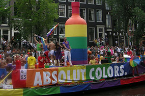 Gay Pride Parades Are Giant Excuses for Corporate Marketing. Get Over It
