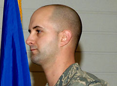 Blake Hayes' Air Force Gay Basher Admits Guilt, Stripped of Military Rank