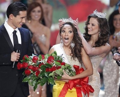 The New Reigning Miss America Believes in the Bible, Not Gay Marriages