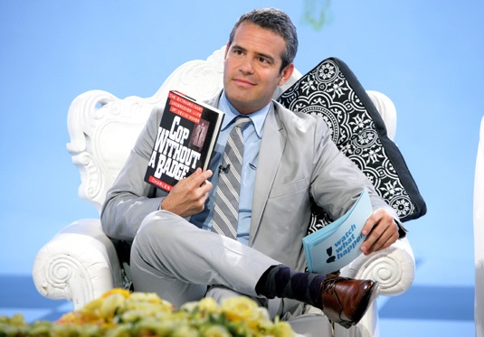 How Bravo Will Reward You If You Can Sneak Your iPhone Into Andy Cohen's Den of Iniquity