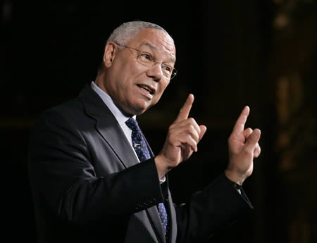 Colin Powell Comes Out for DADT Repeal. Didn't John McCain Once Trust Powell's Judgment on the Policy?