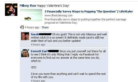 The YouTube Gay Marriage Proposal (That Was Accepted Via Facebook)
