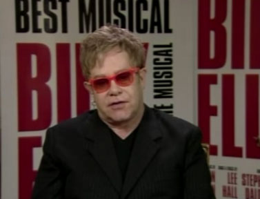 And Now Elton John Compares Himself to Jesus
