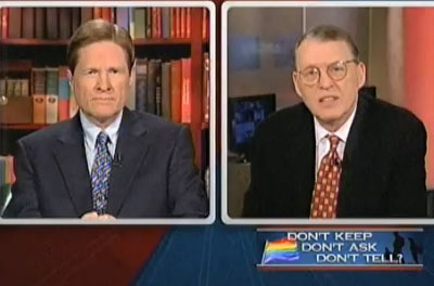 Family Research Council 'Experts' Aren't Qualified to Speak About Military Gays. So Why Turn to Them?
