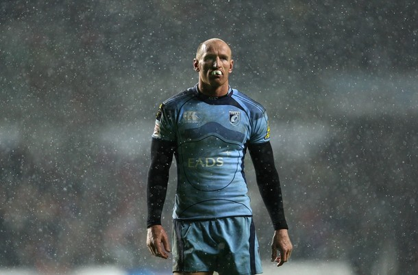Do Rugby Spectators' Whistles at Gareth Thomas Count as Flirting? Or Making Fun?