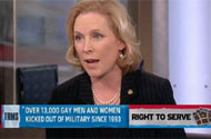 Getting Behind a DADT Repeal Is Making Kirsten Gillibrand Hella Sexy