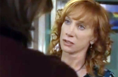 Is GLAAD Gonna Get Angry With SVU Over Kathy Griffin's Nixed Gay Kiss?
