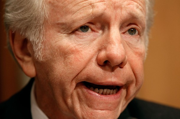 5 Reasons Why Making Sen. Joe Lieberman Obama's DADT Pointman Is Really, Really Terrible Idea