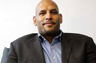 The Real Reason John Amaechi Doesn't (Usually) Recommend Gay Athletes Come Out