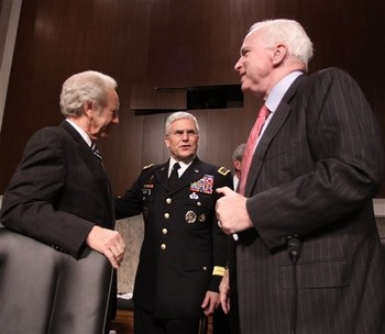 The Reason Army Sec. McHugh Doesn't Want a DADT Moratorium? Blame Dan Choi