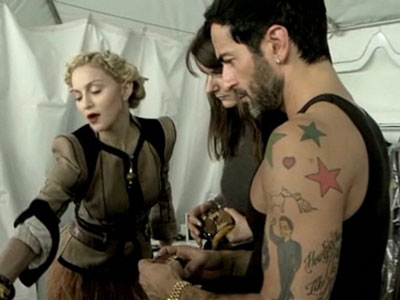 Marc Jacobs Didn't Even Want Madonna At His Fashion Show