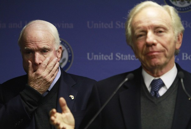 The 6 Major Obstacles to Joe Lieberman's DADT Repeal Hobby