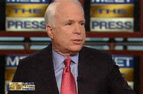 Blah John McCain Blah Blah Don't Ask Don't Tell Blah Stupid Lying Hypocrites Blah