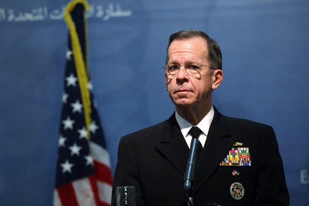 Soldiers Aren't Asking Adm. Mike Mullen About DADT, Because They Have Real Crap to Worry About