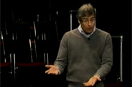 What Has Mo Rocca So Excited About a Glitz-Free Theatre Production?