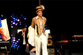 South African Crowned Mr. Gay World, And Nobody Was There to Throw a Hissy Fit
