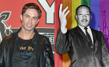 When Michael Lucas Asks Where The Gay MLK Is, Is He Nominating Himself?