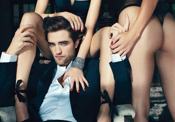 Robert Pattinson's Vagina 'Allergy' Does Not Make Him Gay, So Stop