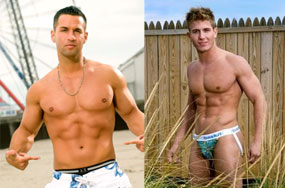 If Jersey Shore's Mike Sorrentino Is 'The Situation,' Real World's Scott Herman Is 'The Solution'