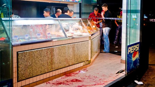 Sydney's Hungry Revelers Didn't Let One Man's Throat Slashing Get In The Way of Their Kebabs