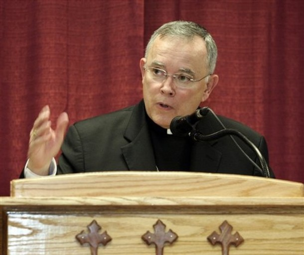 Denver Archbishop Charles Chaput Hates Seeing Lesbians' Kids Kicked Out of School. But Stands Behind It