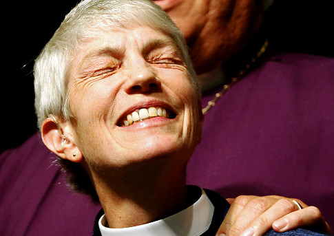How Lesbian Bishop Mary Glasspool Is Going to Cause the Deaths of a 1000 Christians