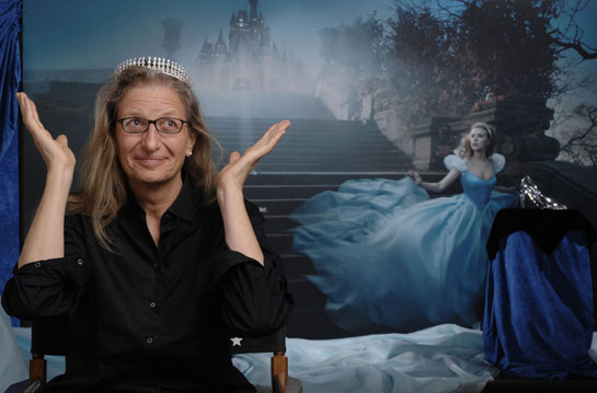 Annie Leibovitz Found Herself a Fairy Godloaner