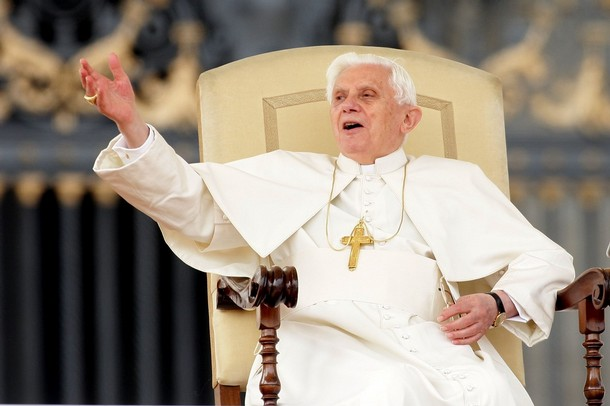 Pope Benedict Proudly Protected a Priest Against 200 Deaf Boys' Silly Right Not to Be Molested