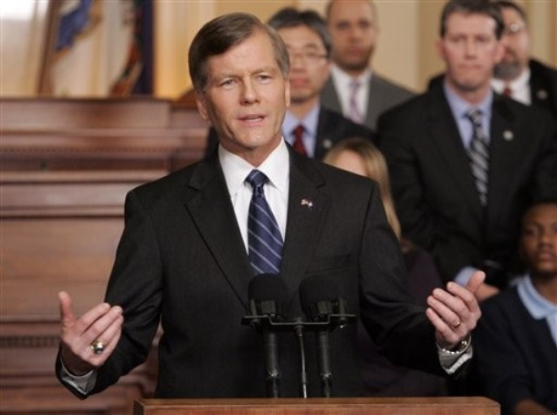 Isn't Virginia's Gov. Bob McDonnell's Promise to Prohibit Discrimination Good Enough?