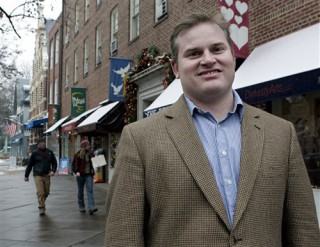 NOM's Brian Brown Hates (The Particular Way) That DoJ Is Defending DOMA