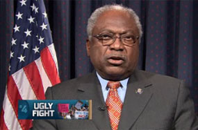 Rep. James Clyburn's Fax Machine Was Receiving Nooses. What About Barney Frank's?