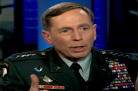 Gen. David Petraeus Served Alongside Known Homosexuals