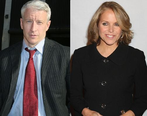 And the Rumors Begin About Anderson Cooper Becoming the First Gay Evening Newscaster