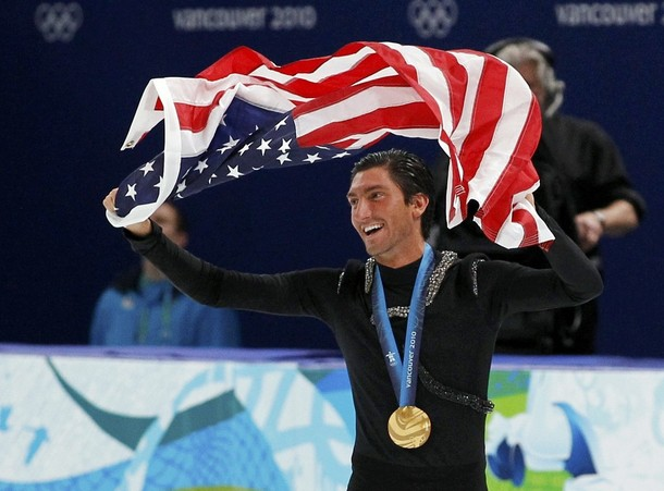 What Masculine Lycra Numbers Will Evan Lysacek Wear on Dancing With The Stars?