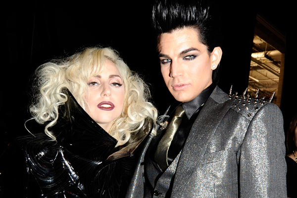 Adam Lambert Is Getting Pissed You Keep Asking Him About Lady Gaga