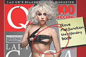 A Tale of 2 Countries Censoring Things Gays Love: Gaga + Phillip Morris