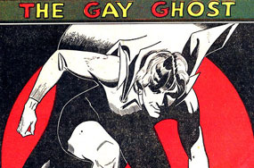 If Only the Gay Ghost Were Still Around to Save Us From Ken Cuccinelli